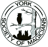 York Society of Magicians - logo